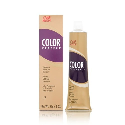 Wella Color Perfect 6A (Dark Ash Blonde)