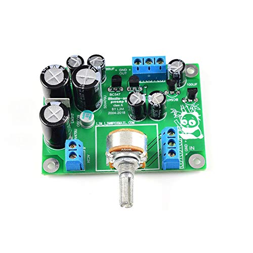 Best Buy! ModuleFly PREAMP 9 Pre-amp Preamplifier Volume Adjustment Board Class A 10 Times Preamp Ma...