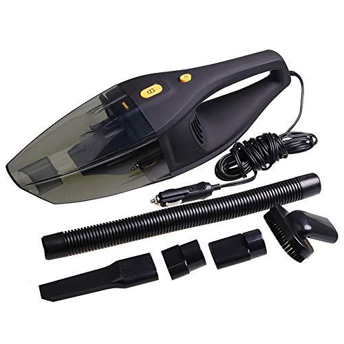 POWER BANKS Auto elektrische stofzuiger 12v 120w draagbare handheld kit 4.2m lijn HEPA filter, gebruikt voor auto interieur en interieur schoonmaken