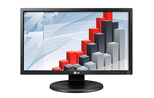 LG 24MB35PY-B 60,45cm (23,8 Zoll) LED-Monitor (DVI-D, D-SUB, USB, 5ms Reaktionszeit) schwarz
