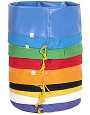 Hyindoor Bubble Hash Bag 5 Gallon(20 L) 8 Bolsas Ice o Lator para Extracción de Resina Vegetal Esencia de Hierba