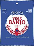 Martin V730 Vega Banjo Strings, Medium