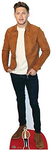 Star Cutouts Ltd Niall Horan Wildlederjacke 1 Direction Lebensgröße Pappaufsteller 184 cm für Fans, Freunde und Familie, CS718, 3 x 61 x 184 cm