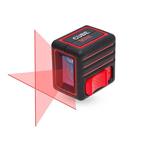 ADA Cube Mini Edición Básica - Nivel láser compacto autonivelante con líneas cruzadas...