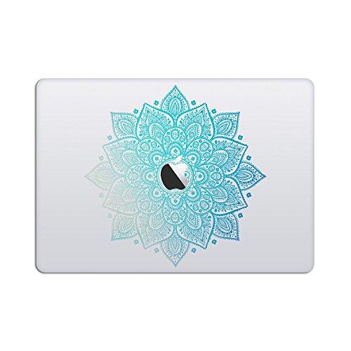 Artsybb Mandala Removable Vinyl Decal Sticker Skin for Apple MacBook 12' Mac Retina Laptop (MacBook Pro 13' (2016-2018), Starry Night)