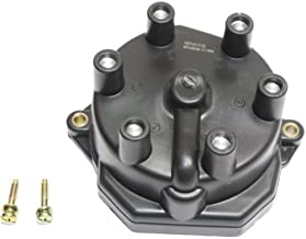 Distributor Cap compatible with Pathfinder 96-00 / Frontier 99-04 / Quest/Mercury Villager 99-02 / QX4 97-00 6 Cyl 3.3L