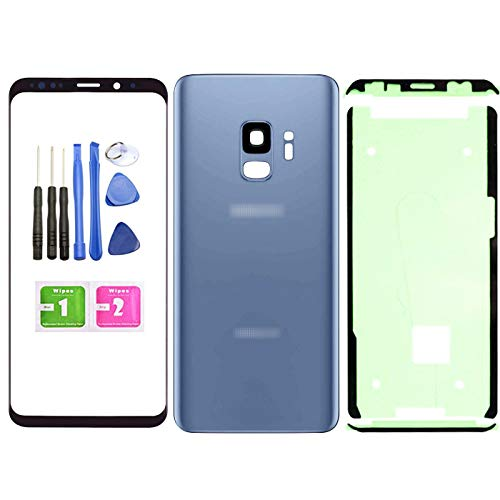 EShine Back Rear Camera Glass Lens Replacement S7 Edge G935 All Carriers Adhesive Preinstalled for Samsung Galaxy S7 G930