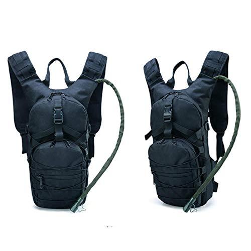 Mochila táctica ligera bolsa de agua camello supervivencia mochila senderismo hidratación militar mochila camping bicicleta