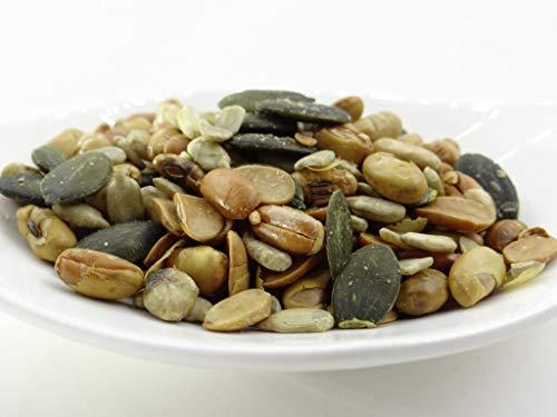 pikantum Bio Knabber-Mix | 1kg | vegan | hoher Protein- und Ballaststoffgehalt