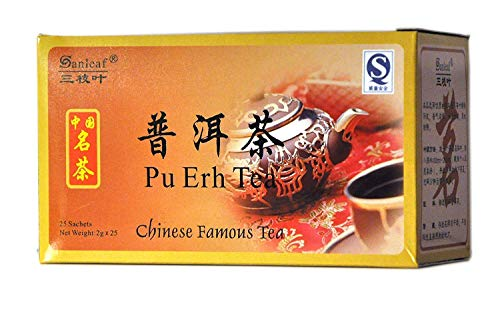Pu-Erh Tea/Pu Er/Puerh Weight Loss Diet slimming tea 100 teabags 2 month supply