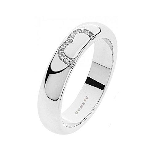 anello donna gioielli Comete Fedi misura 09 offerta elegante cod. ANG 110 M9