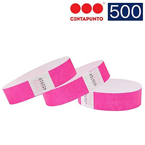 Cintapunto Unisex – Erwachsene 655043552049, Neon Pink, normal