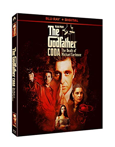 Mario Puzo's The Godfather, Coda: The Death of Michael Corleone (Blu-ray + Digital)