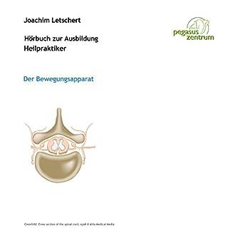 Hörbuch zur Ausbildung für Heilpraktiker: Der Bewegungsapparat                   Autor:                                                                                                                                 Joachim Letschert                               Sprecher:                                                                                                                                 Joachim Letschert                      Spieldauer: 1 Std. und 30 Min.     11 Bewertungen     Gesamt 4,3
