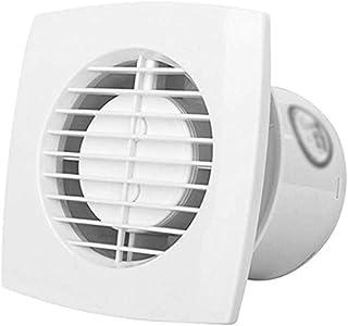Extractor de aire del Ventilador del Ventilador 6 Pulgadas de bajo Ruido Impermeable y Anti-vaho for la Cocina/baño/baño/Oficina 909