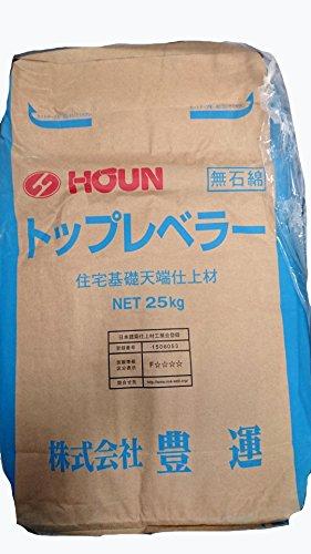 豊運 トップレベラー(住宅基礎用天端仕上材)25kg
