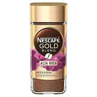 Nescafé Gold Blend Alta Rica Instant Coffee Jar,100g (B0758K79CH)   Amazon price tracker / tracking, Amazon price history charts, Amazon price watches, Amazon price drop alerts