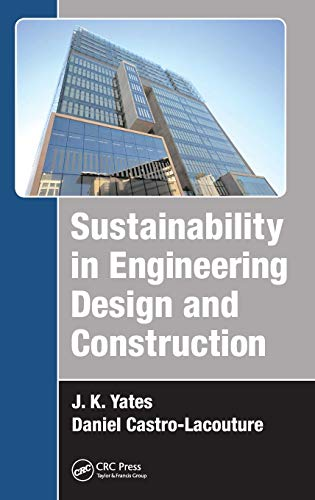 Sustainability in Engineering Design and Construction