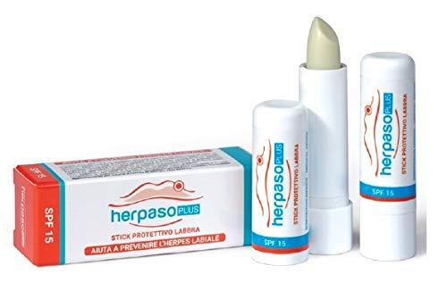 HERPASOPLUS Lipstick herpes labiale
