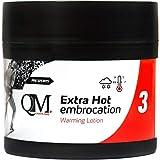 MQ QM QM03 Crema Extra Calentadora, Unisex Adulto, Negro, 200 ml
