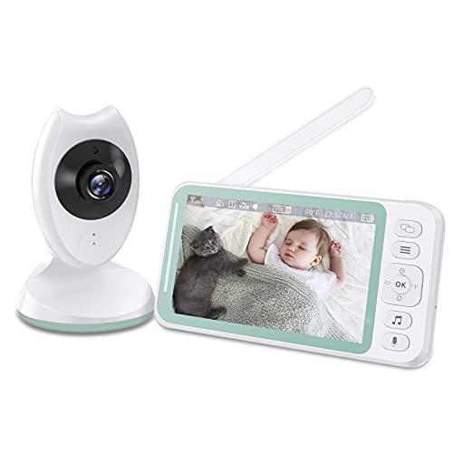 Babyphone Camera Baby Monitor 4.3