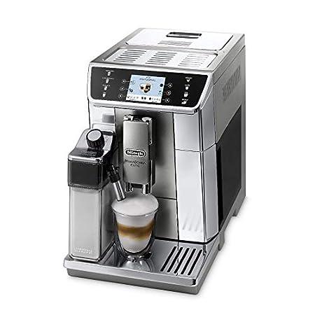De'Longhi PrimaDonna Elite Kaffeevollautomat mit Milchsystem