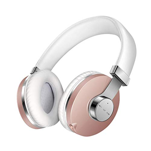 RENLEINB Binaural inalámbrico Deportes Auriculares Bluetooth, audífonos Bluetooth, móvil Auriculares Auricular, Plegable Bluetooth Headset (Color : B)