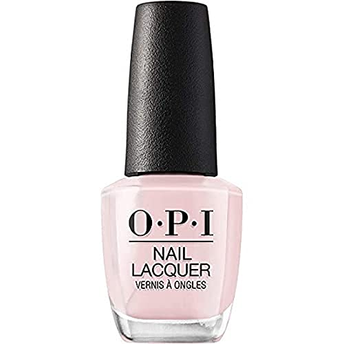 OPI Nail Lacquer, Engage-meant to Be, Purple Nail Polish, Always Bare For You Collection, 0.5 fl oz