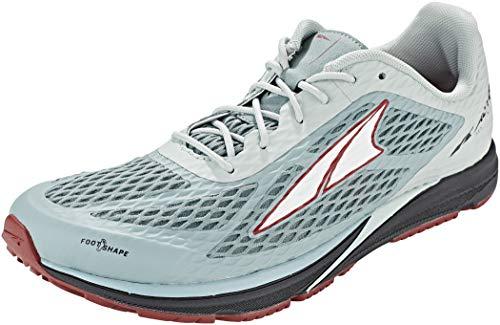 ALTRA Men's AL0A4PE8 Viho Road Running Shoe, Gray/White - 10 M US