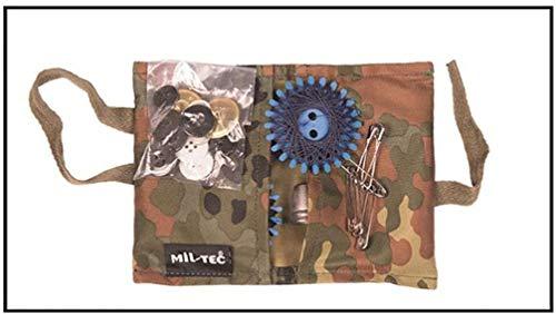 Mil-Tec BW Kits de Couture m.Etui Camouflage Bleu Marine