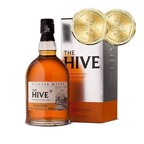 The Hive Malt Scotch Whisky 46%, 70cl - Wemyss Malts - Blended Malts Scotch Whisky