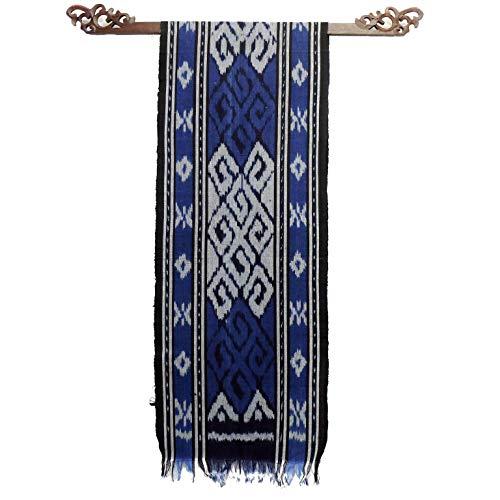 イカット アジアン雑貨 布 織物 ジャワイカット 40x180cm-015