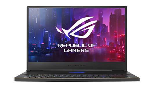 "ASUS ROG Zephyrus S GX701 17.3"" FHD 144Hz Gaming Laptop RTX 2080 Max-Q 8GB Graphics (Core i7-9750H 9th Gen/32GB RAM/1TB PCIe SSD/Windows 10/Black/2.60 kg), GX701GXR-EV025T"
