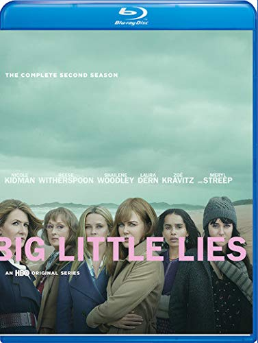 Big Little Lies: Complete Second Season (2 Blu-Ray) [Edizione: Stati Uniti] [Italia] [Blu-ray]