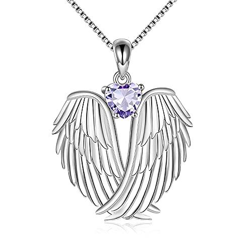 Guardian Birthstone Necklace