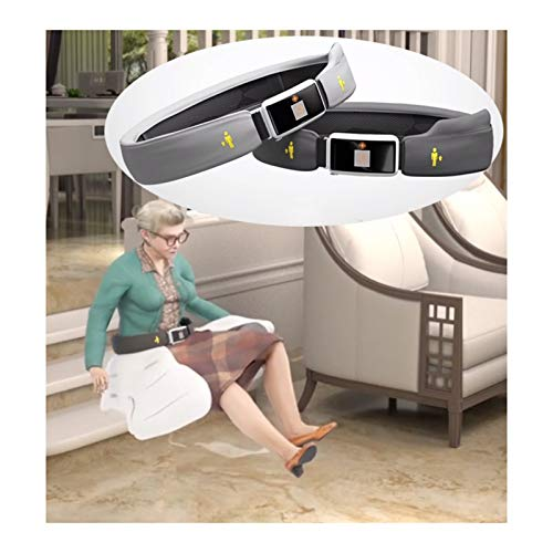 YXYECEIPENO Cinturón De Airbag Inteligente Cinturón Airbag Anticaída para Personas Mayores Airbag OPW Tecnología De Tejido De Bolsas Forma Ergonómica Disparador De Sensor Inteligente