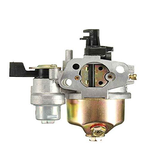UGUTER Go Kart Carburetor Reemplazo de carburador en carbohidratos para GX110 GX120 / 110/120 4HP Motor Motor Nuevo Carburador 125cc