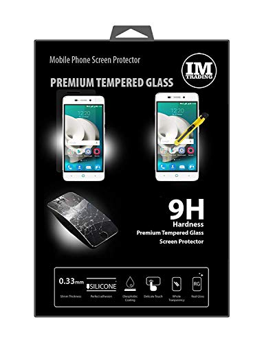 Energmix® - Cristal protector para ZTE BLADE A452, Protector de pantalla de cristal templado