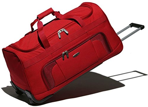 Travelite Orlando Rollenreisetasche 70 cm rot