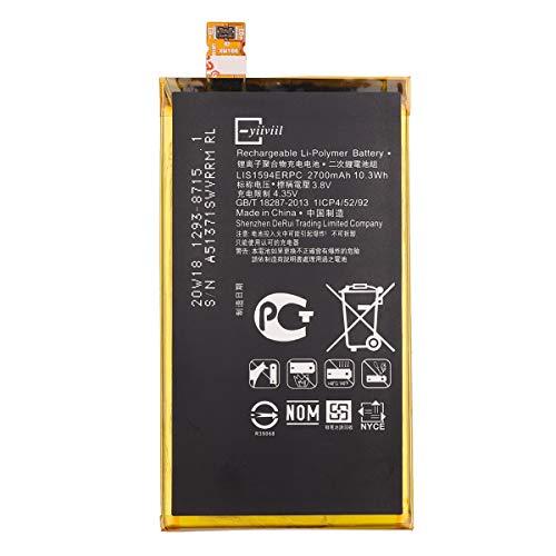 Batería de polímero de litio LIS1594ERPC compatible con Sony Xperia Z5 Compact Xperia Z5c E5803 E5823 S50 1293-8715