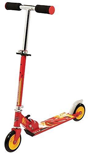 Alu Aluminium Scooter Kinder Roller Kinderroller Tretroller Cityroller klappbar DISNEY CARS
