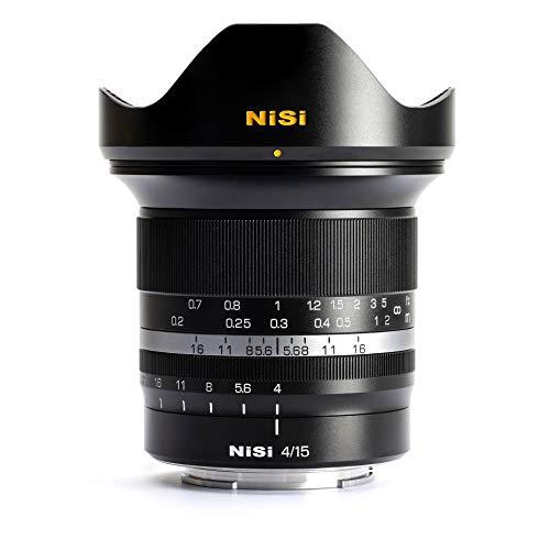 NiSi 15mm F4,0 (4/15) Objektiv für Kamera Nikon Z-Mount