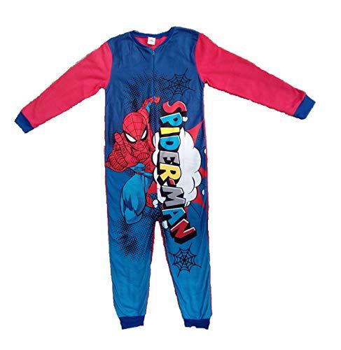 Marvel Spiderman - Pijama de forro polar...