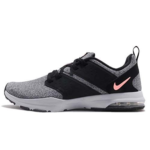 Nike AIR Bella Lightweight Training Shoe - Women's (10, Black/Grey)