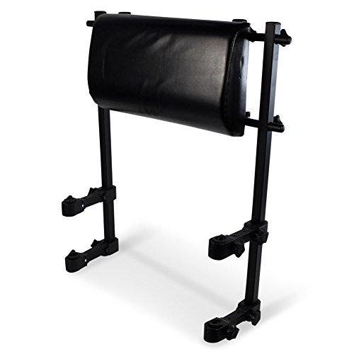 Koala Products® Universal Fishing Tackle Seat Box Padded Lumbar Support Back Rest