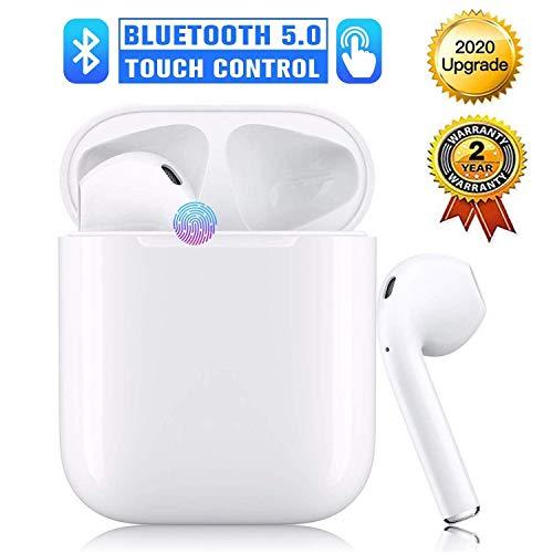 Auriculares Bluetooth 5.0 TWS Mini i12 Inalámbricos Sonido Estéreo 3