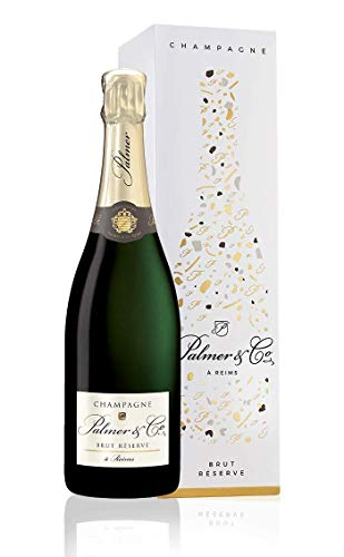Palmer and Co Brut Reserve Champagne Chardonnay, Pinot Noir and Pinot Meunier NV