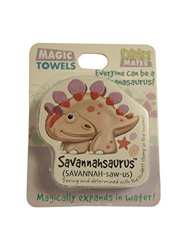John Hinde DinoMates Magic Towel, Savannah