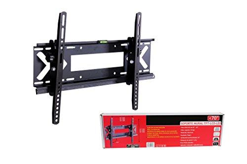 'bcalpe jt2609II–Supporto da parete fisso, 15R-552032–63) colore: nero