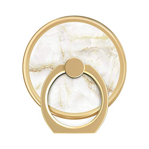 iDeal Of Sweden Magnetic Ring Mount (Handy-Ringhalter und Ständer) (Golden Pearl Marble)